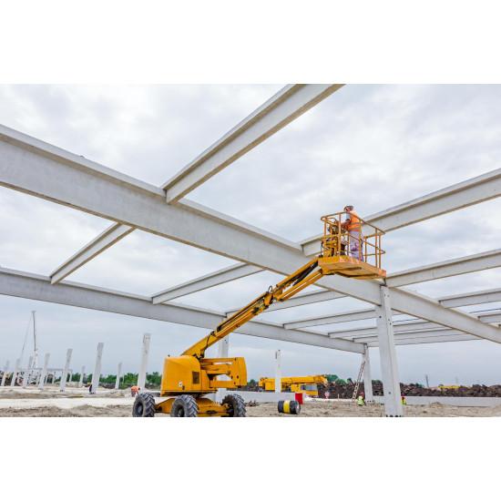 Use of Elevated Work Platform