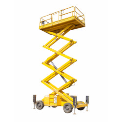 Use of Scissor Lift