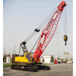 Operation of Crawler Crane