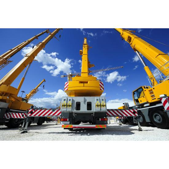 Operation of Mobile Crane