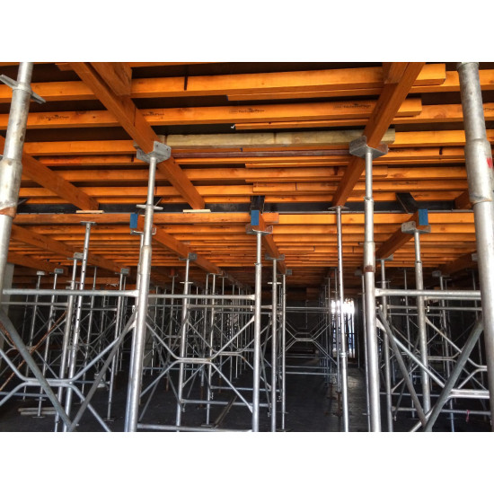 Formwork Conventional - Erection and Stripping