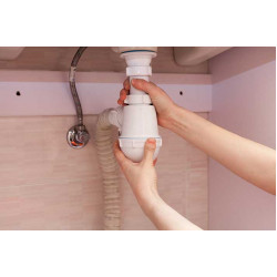 Installation and reinstatement of sanitary fittings